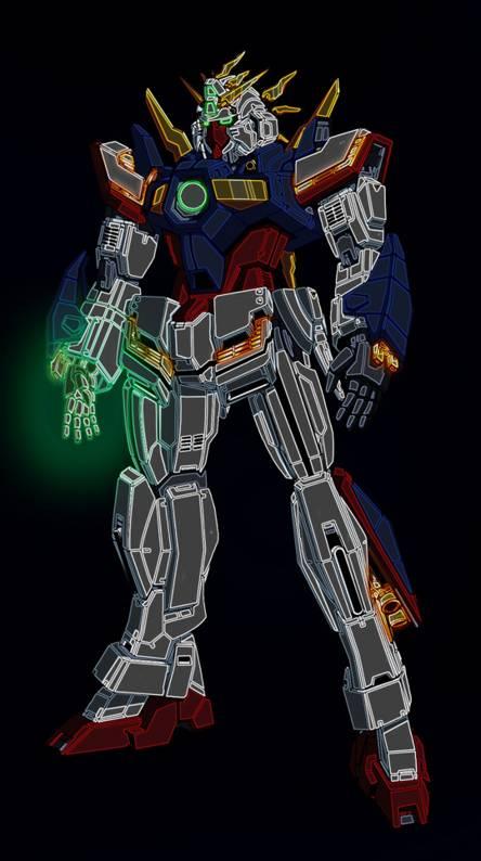 15+ Shining Gundam Ost You Never Seen Before 6