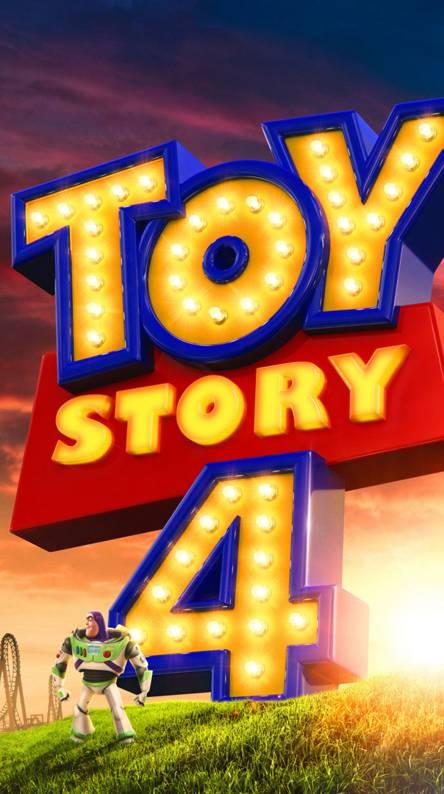Toy story 4 Buzz 4k