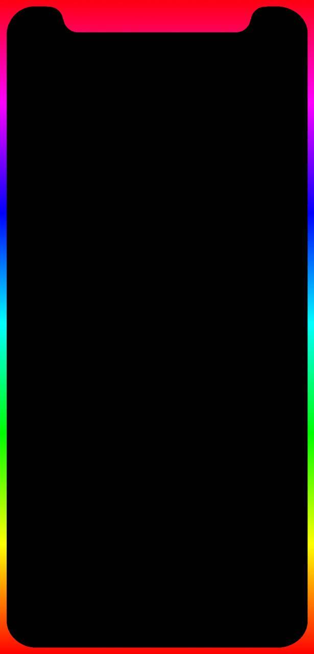 Rainbow Wallpeper