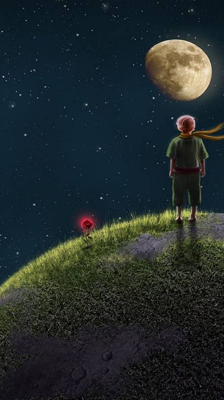 The Little Prince Wallpapers Free By Zedge
