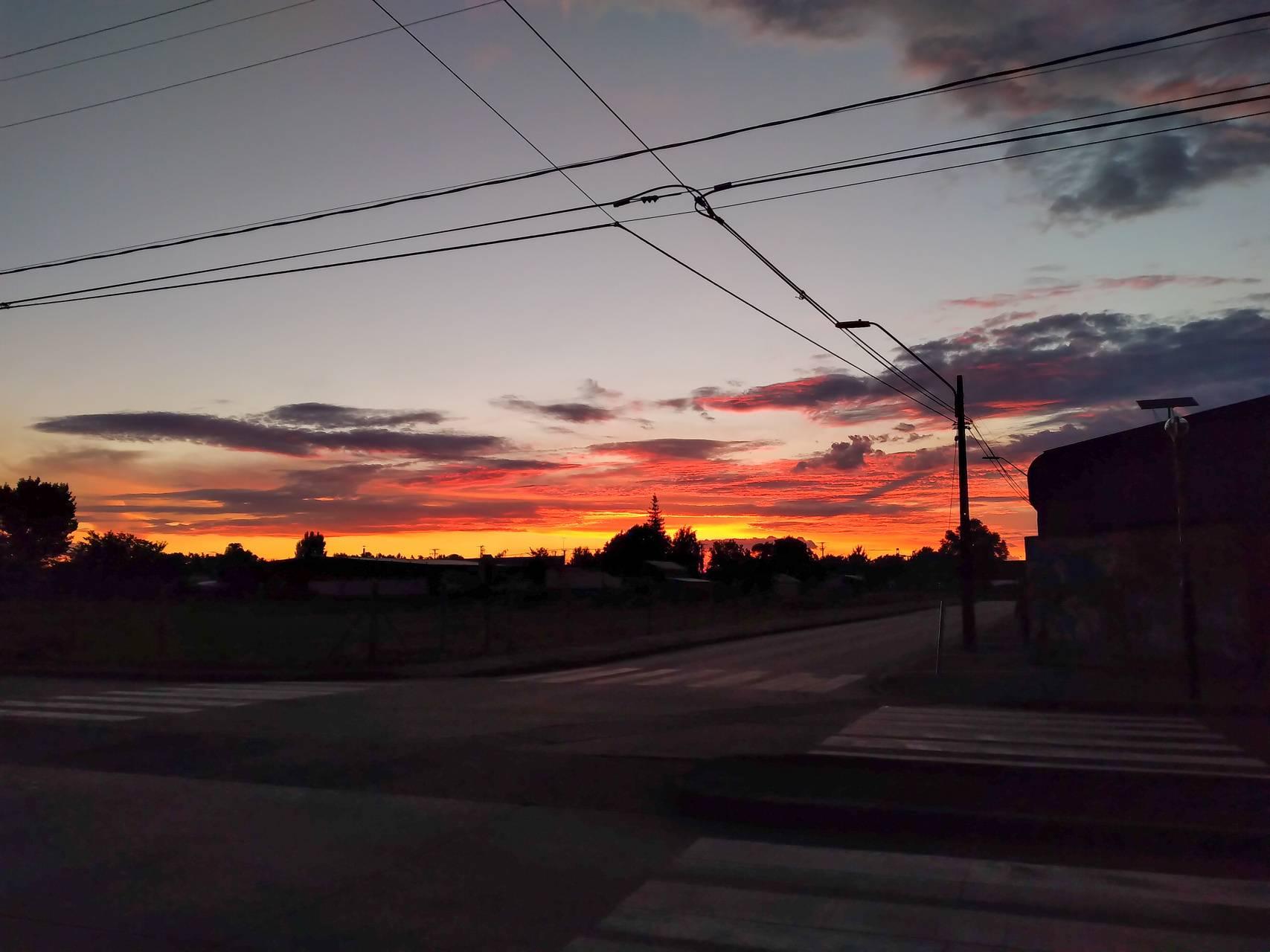 Atardecer sunset