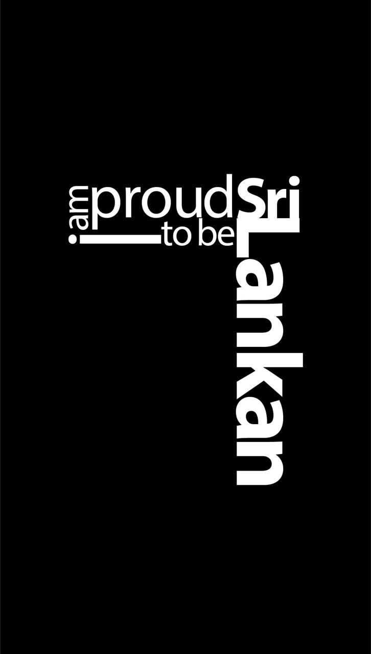 Proud Sri Lankan