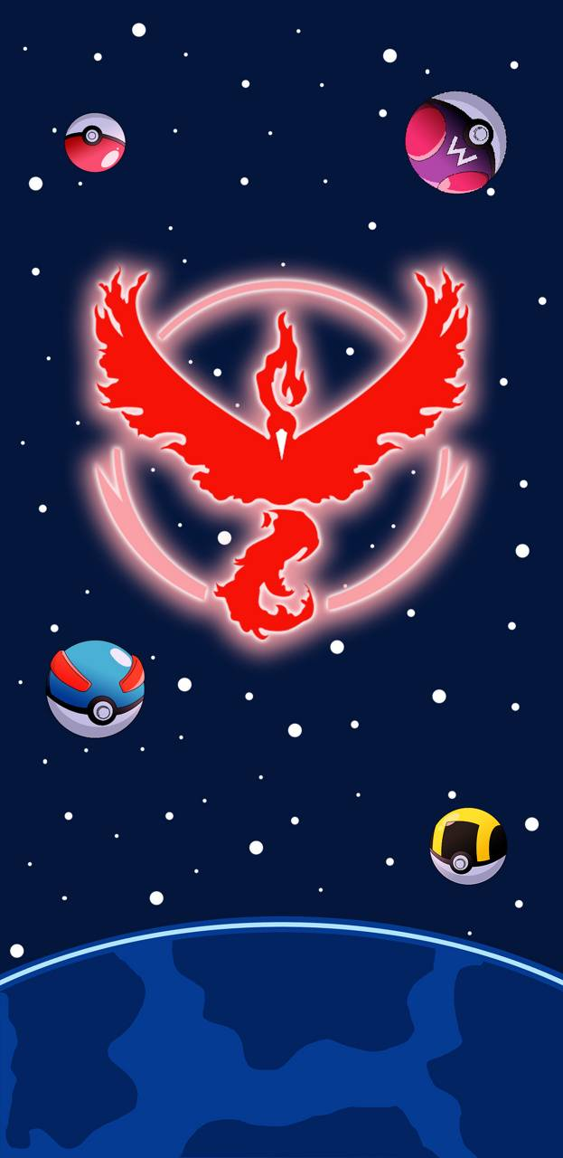 Pokemon Go Valor Wallpaper By Lech3mist F0 Free On Zedge