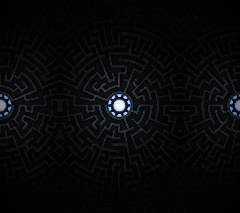 Iron Man Maze