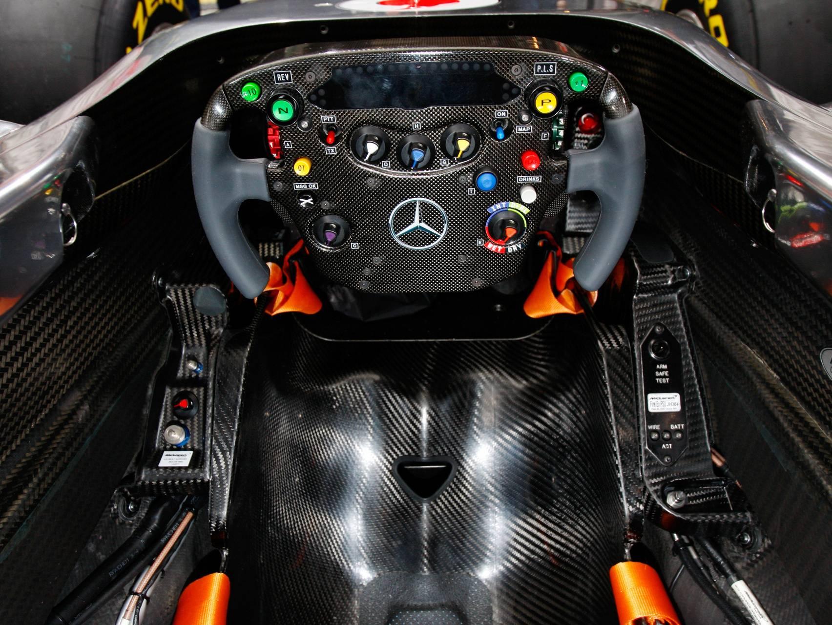 Mercedes Drive