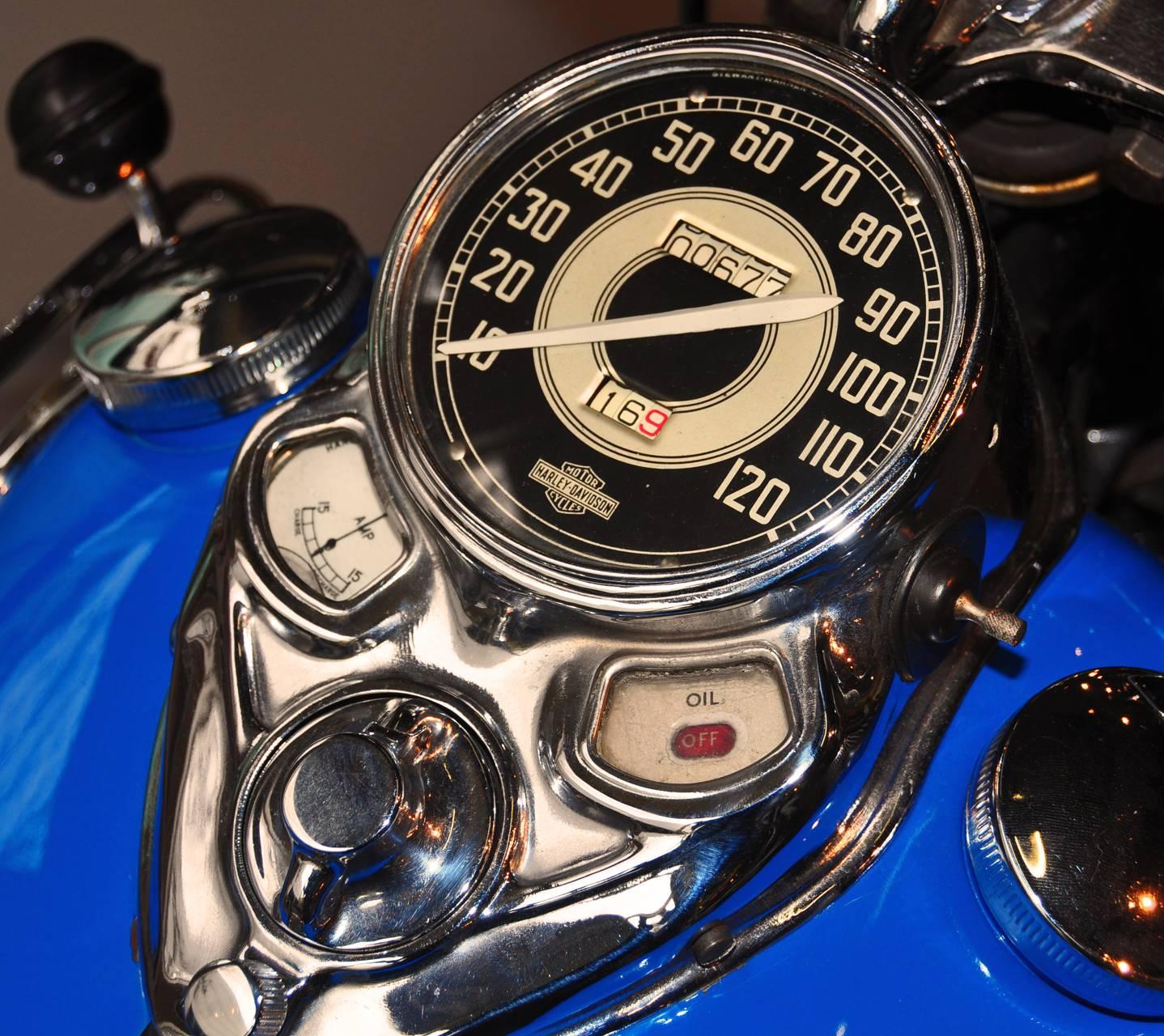 A Harley 6