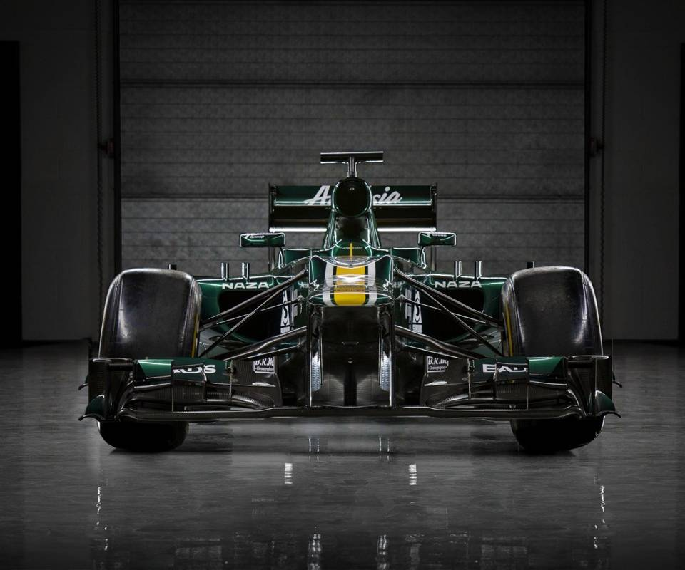 Caterham F1 Background 7