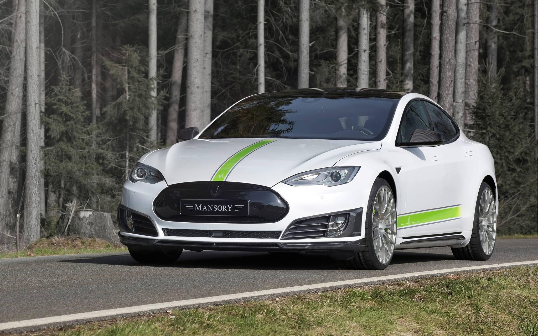 Tuned Tesla