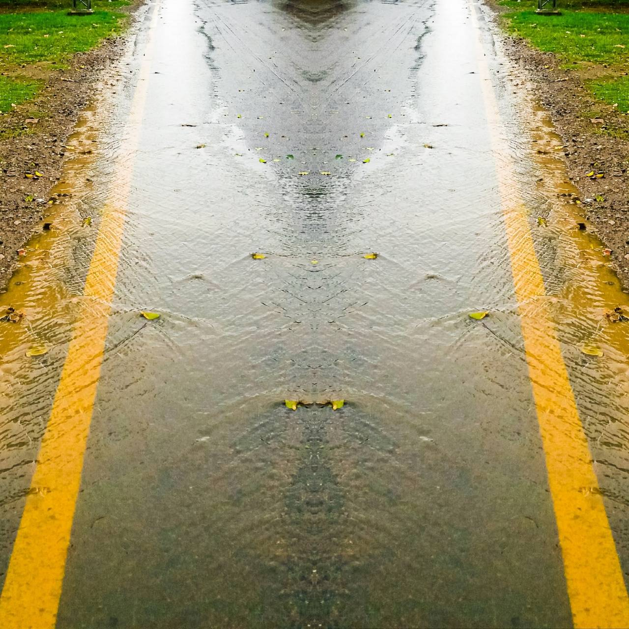 Watery Road