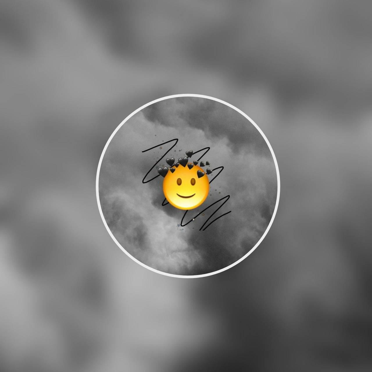 Black emoji wallpaper by Softriotzzz ...