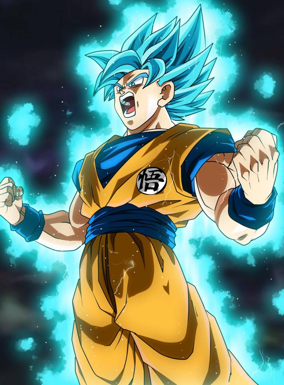 Goku Ssj Blue Wallpaper By Silverbull735 36 Free On Zedge