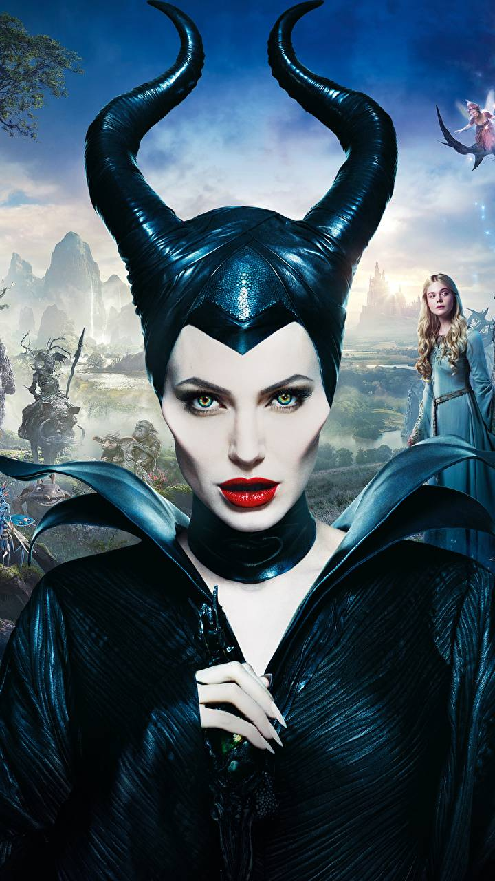 Maleficent Wallpaper By Newmoon1987 03 Free On Zedge