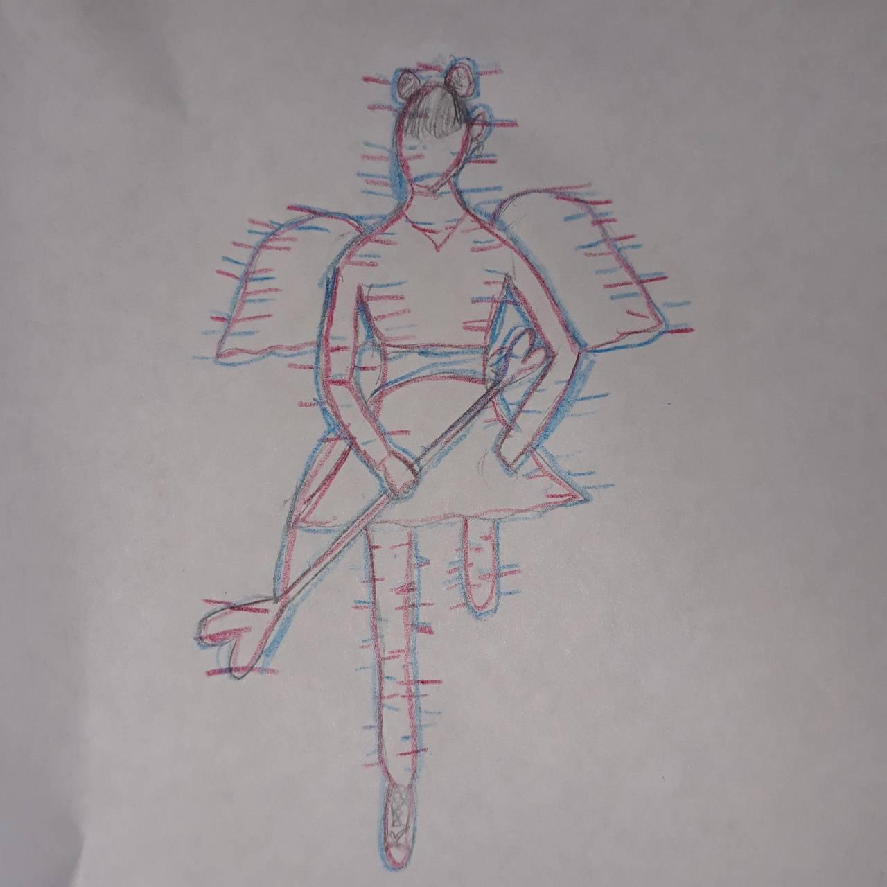 Glitched Cupid