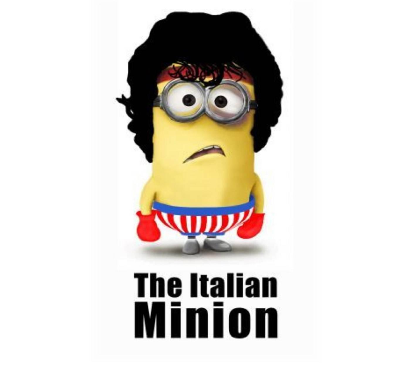 The Italian Minion
