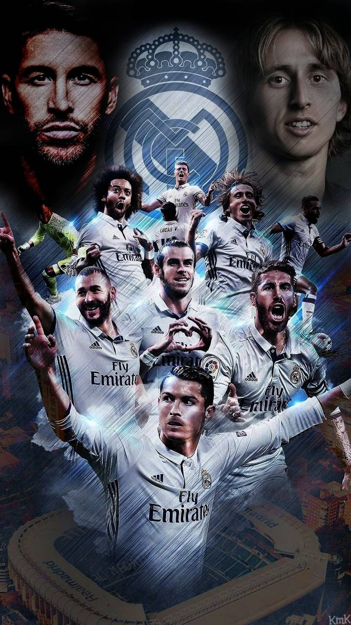 Real madrid forever2