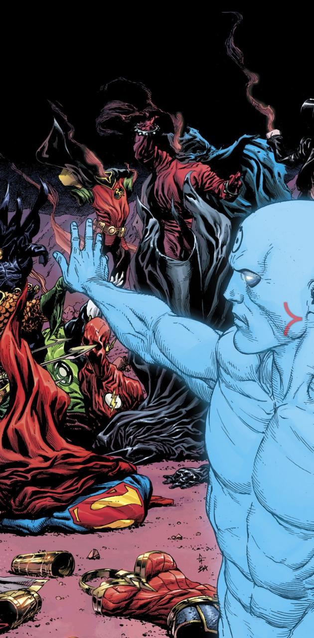 Doomsday Clock Comic