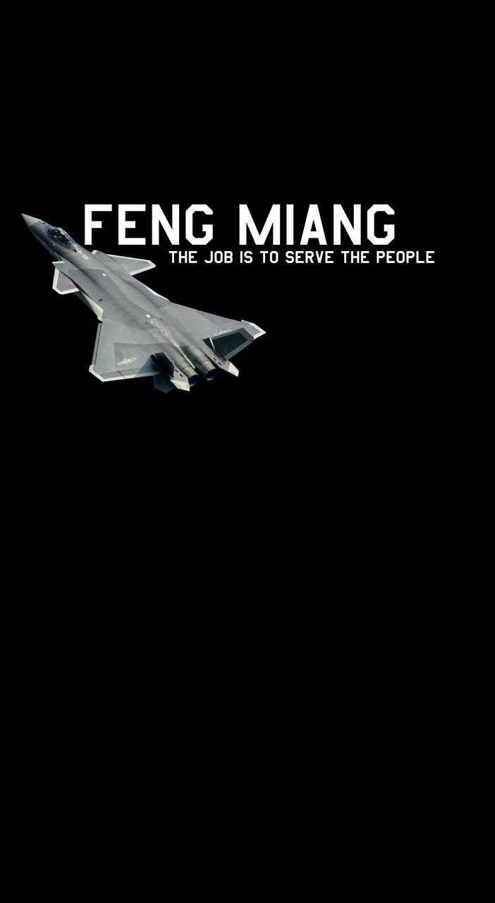 Feng Miang J-20