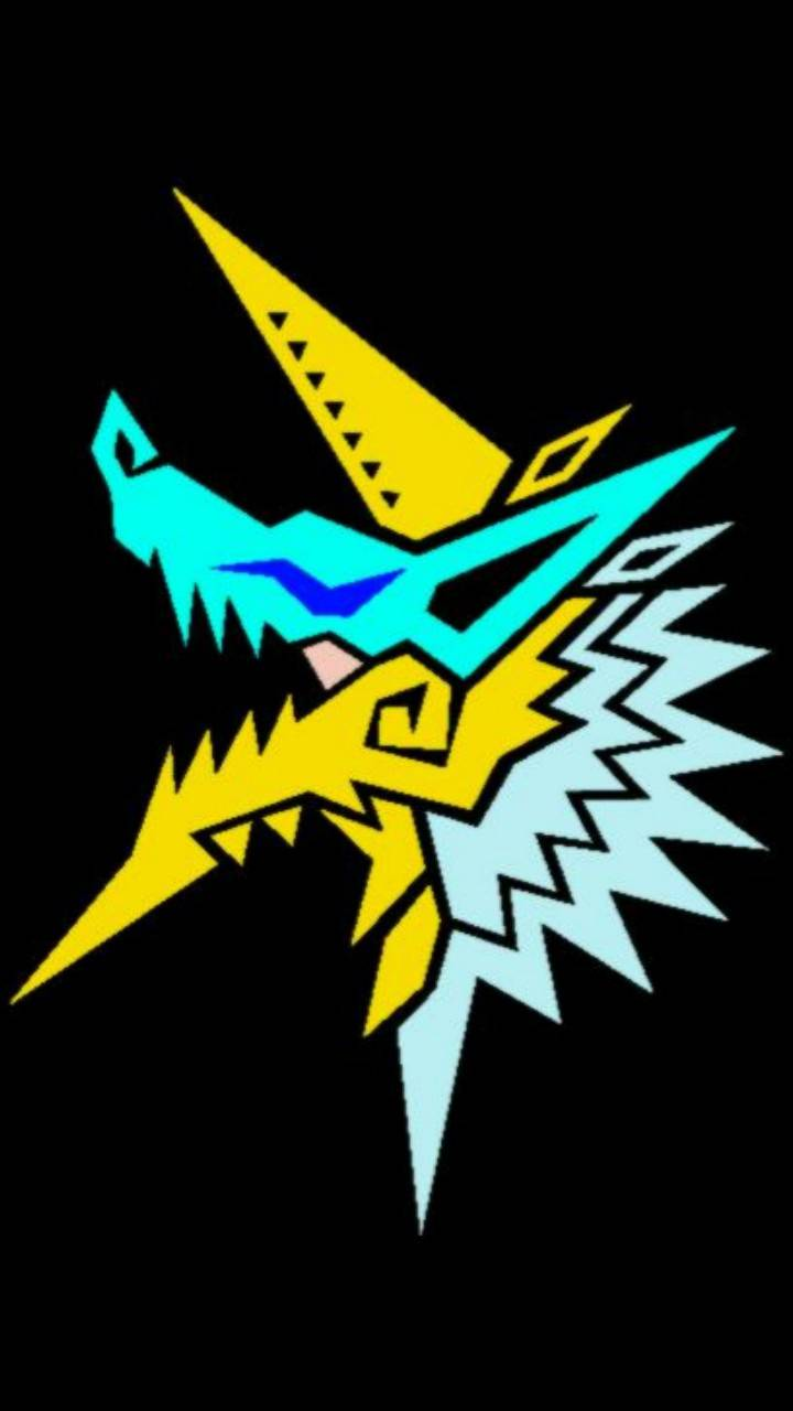 Zinogre Decal Color