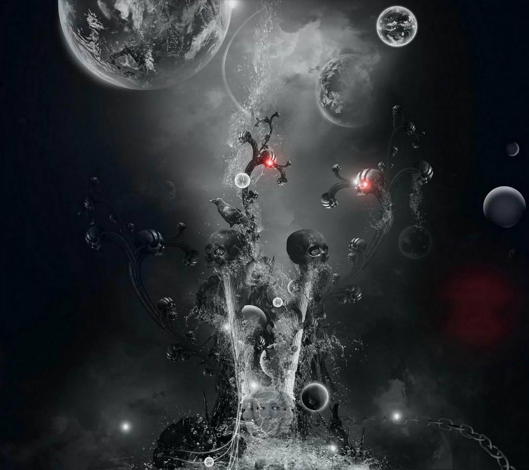 Skulls and Moons