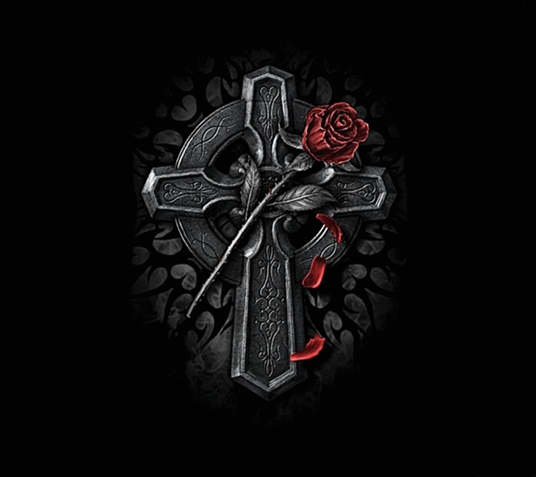Dark Cross Wallpaper By DarkWolf1990 ZEDGE Free Your