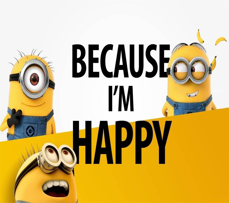 happy minions lyrics - HD1440×1280