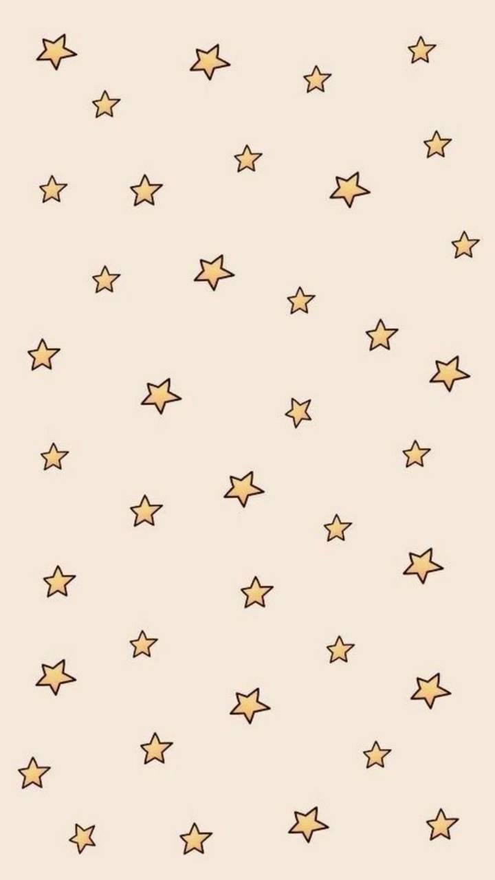 Cute Star Background