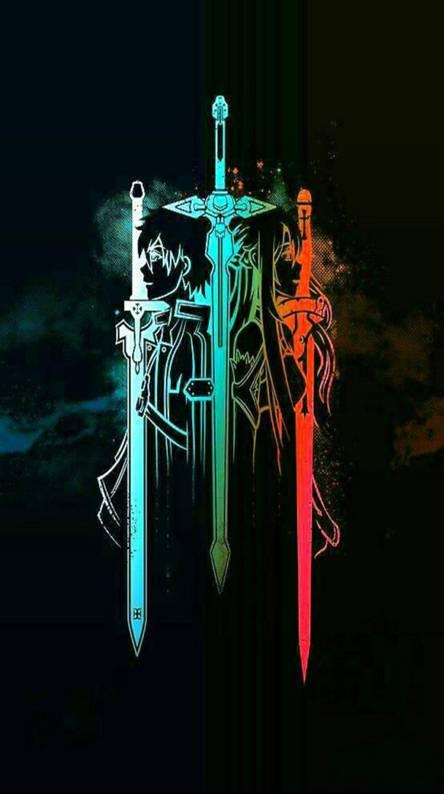Kirito X Asuna sword
