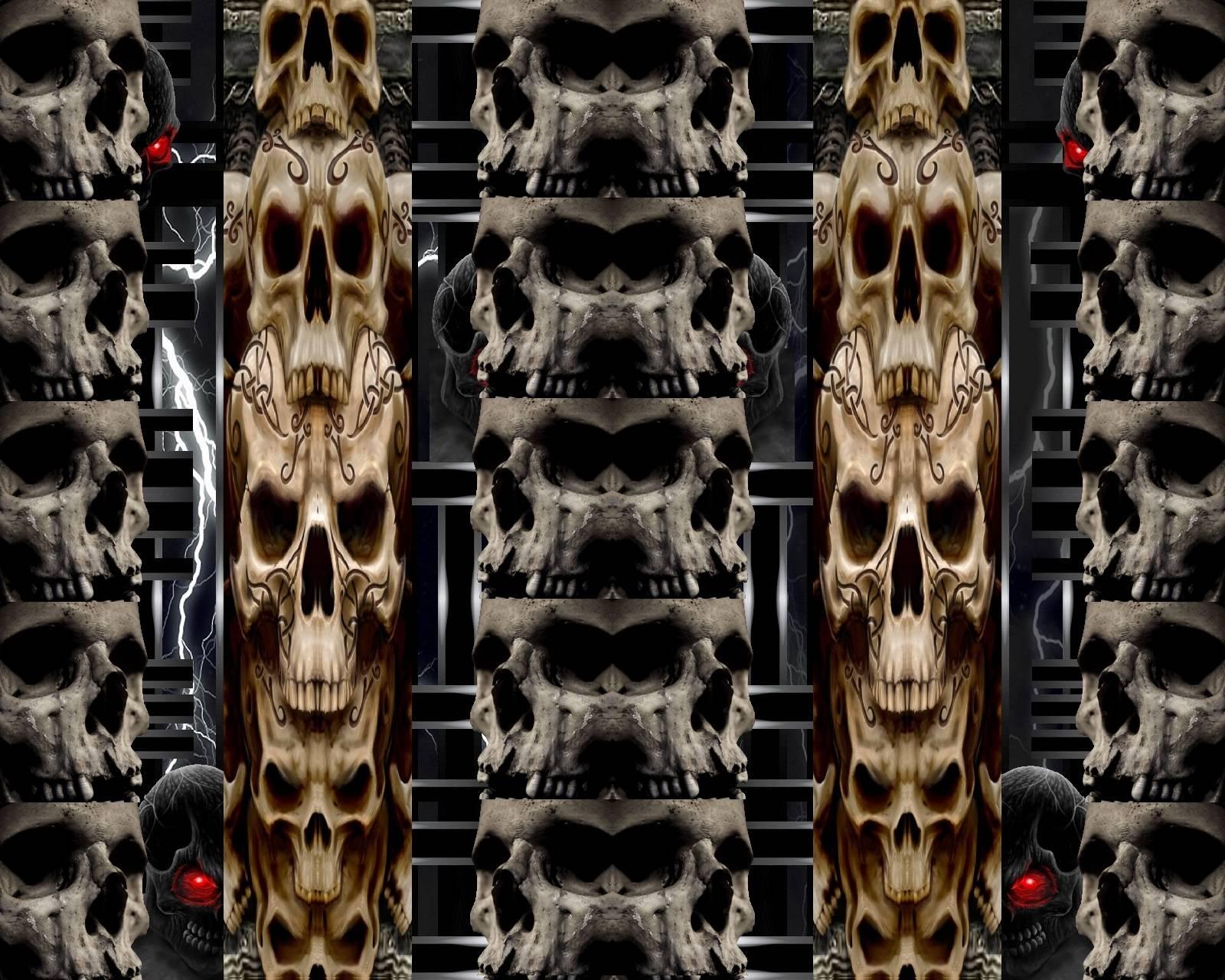 Totem Skulls