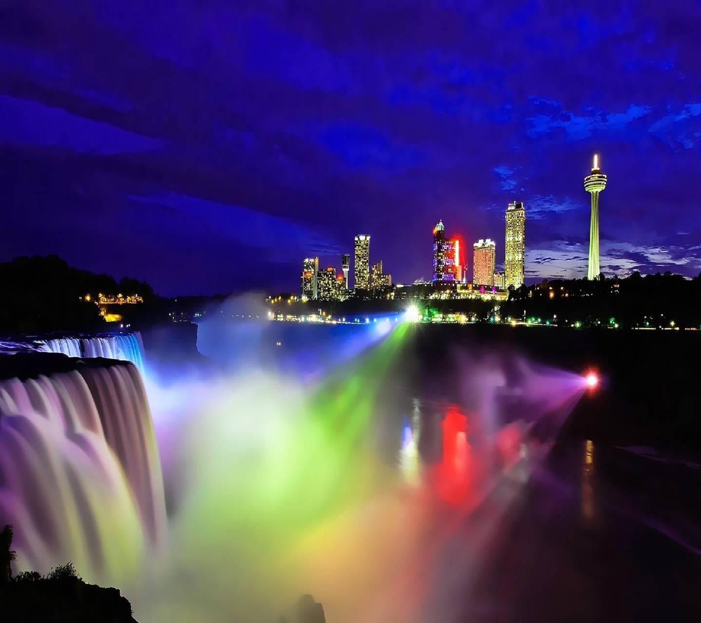 Niagara Falls------