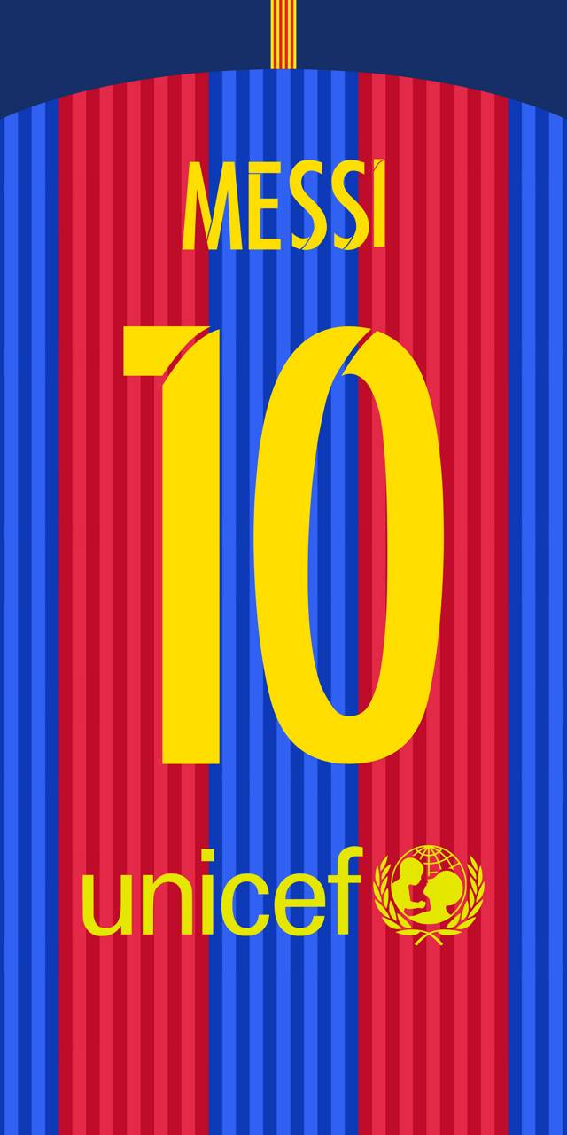 Messi jersey 2016-17