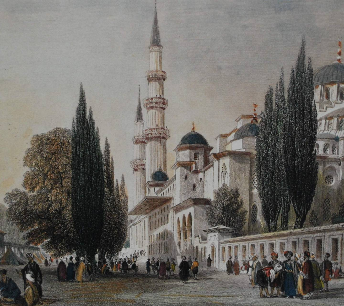 old istanbul
