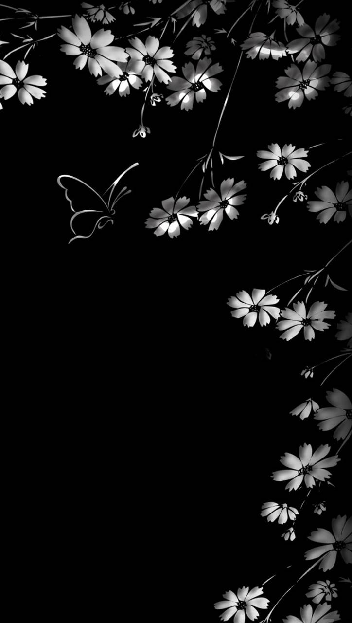 Flowers Butterfl