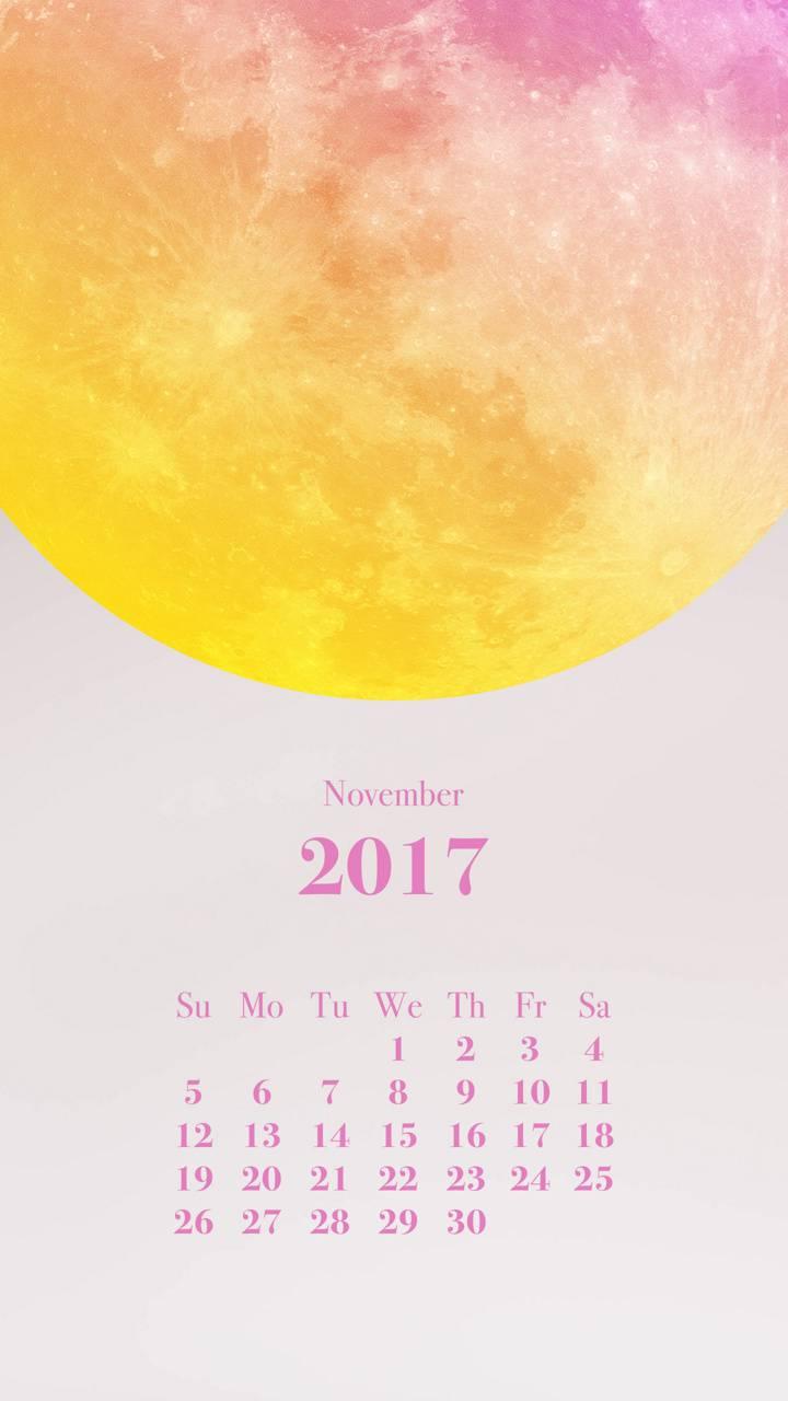 Pink Moon November c