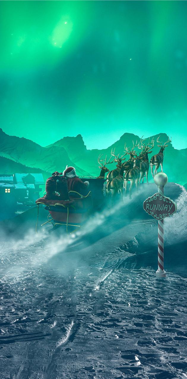 Santa's Runaway