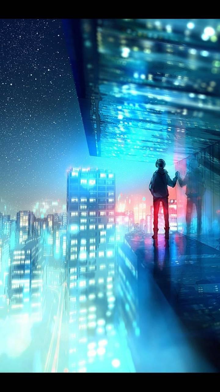 BLUE LIGHT CITY