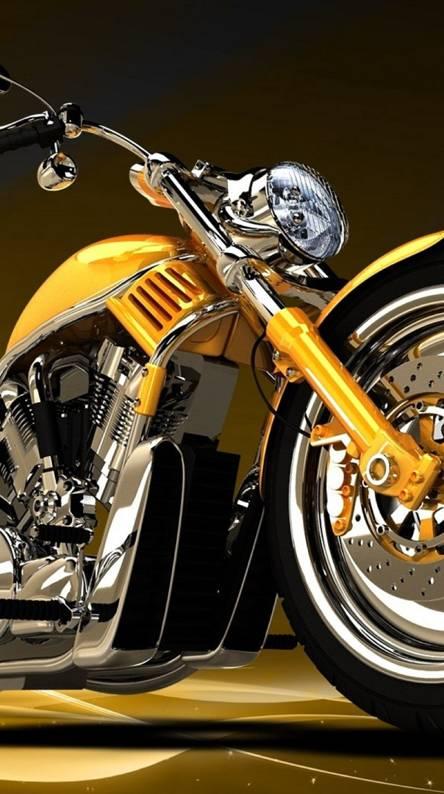 Golden Chopper