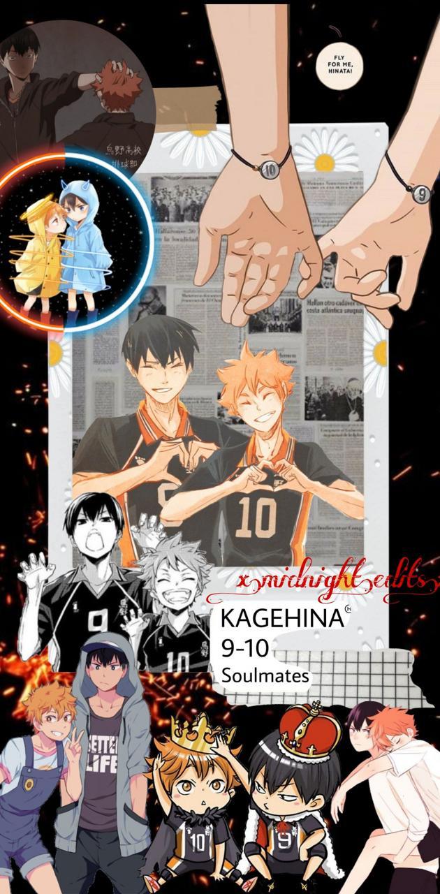Kagehina wallpaper