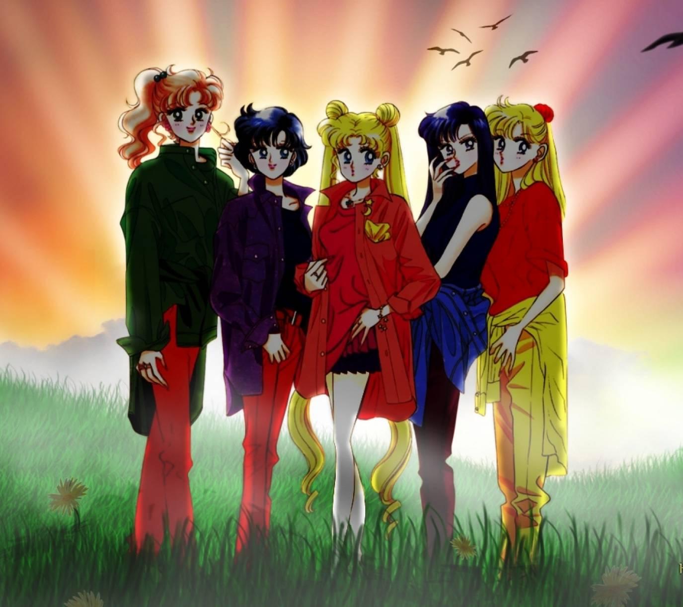 Sailor - Moon