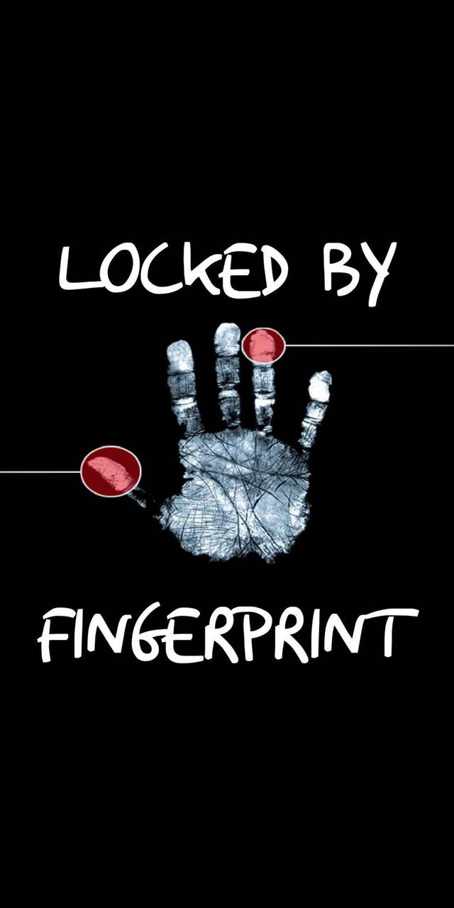 Fingerprint secured