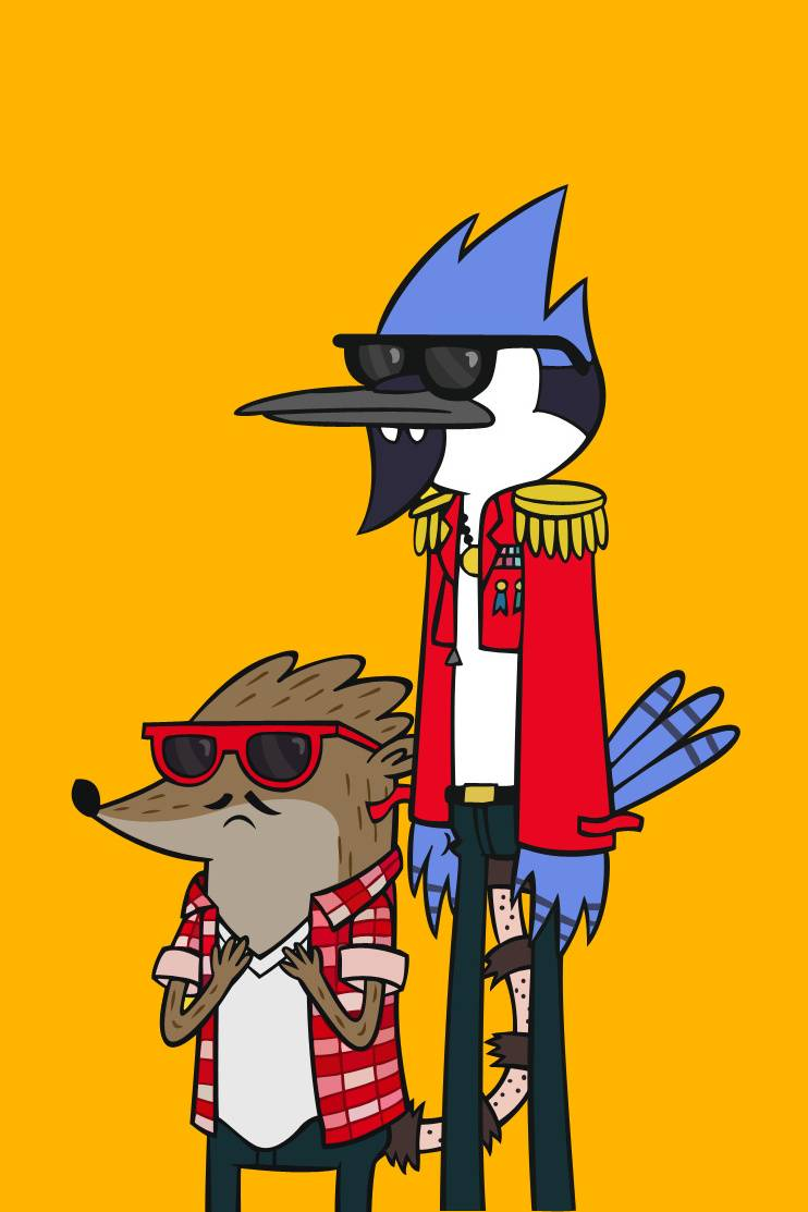 Regular Show Wallpaper By Didiluv 7c Free On Zedge