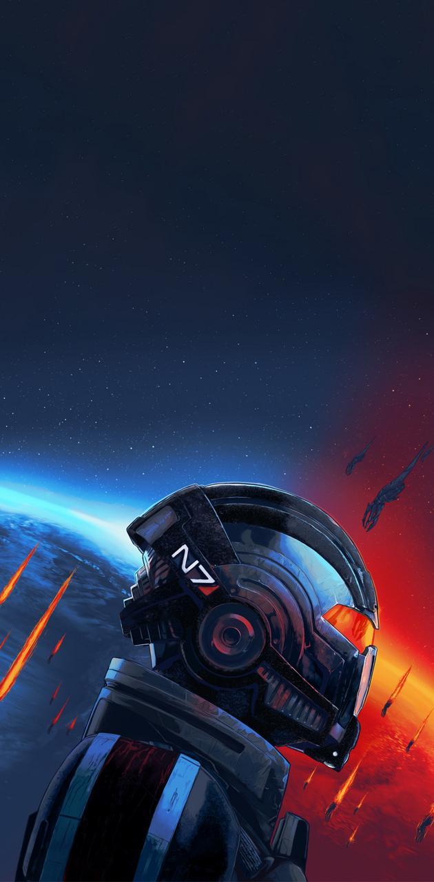 Mass Effect Legend
