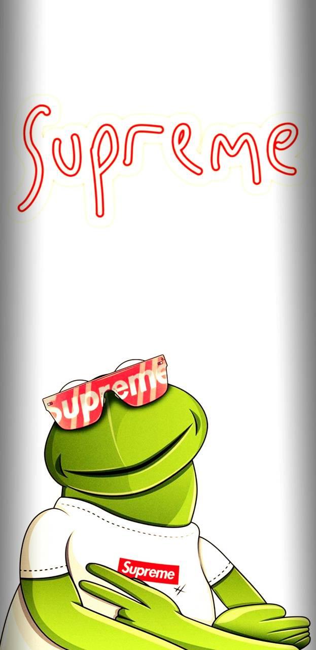 Kermit Supreme Wallpaper By Sneks99 B3 Free On Zedge