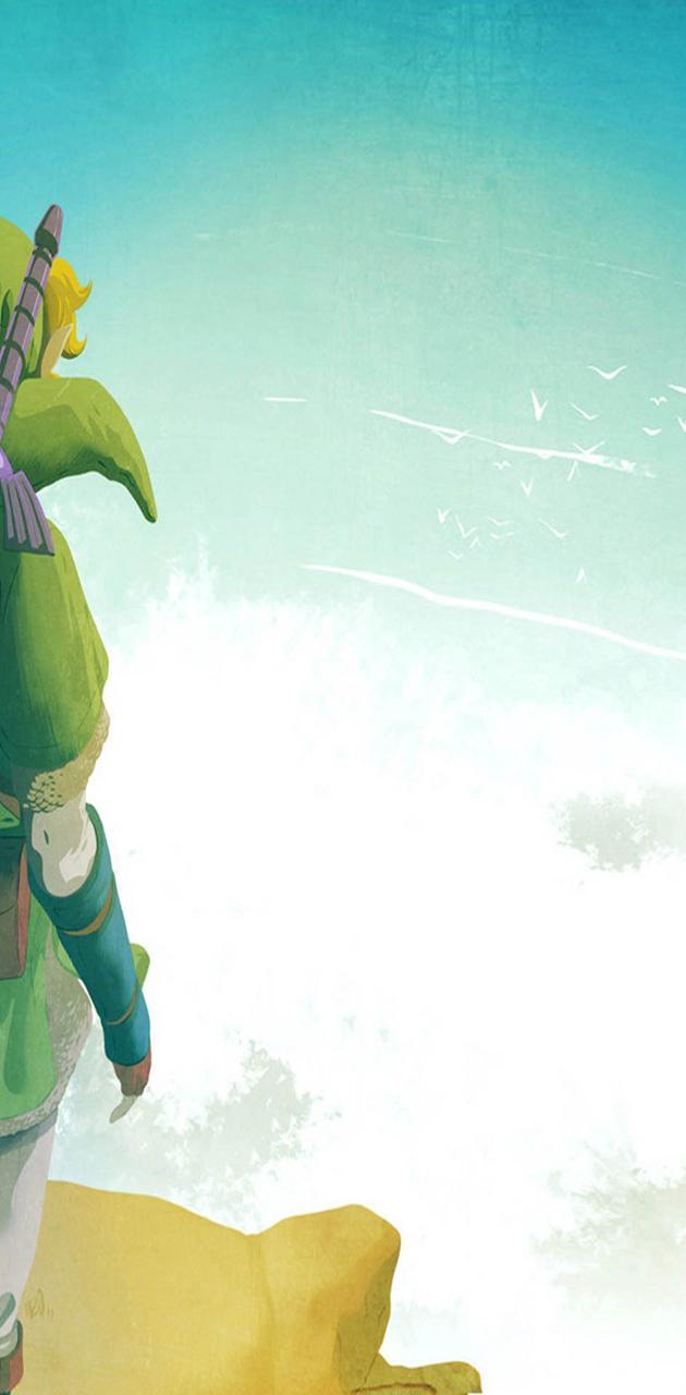 Link In Hyrule