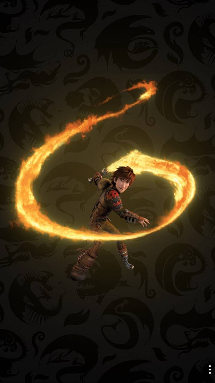 HTTYD Hiccup