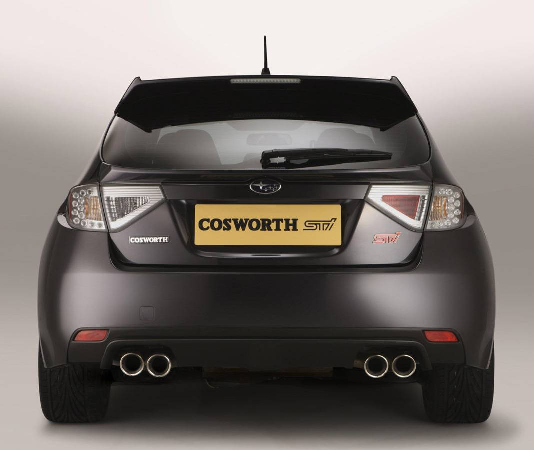 Cosworth Sti