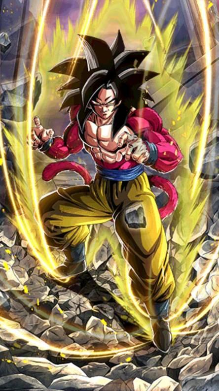 Goku Ssj4 Wallpapers Free By Zedge
