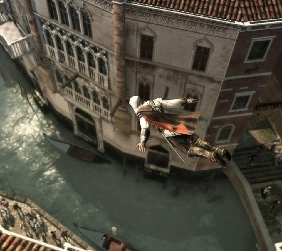 Assassins Creed Jump