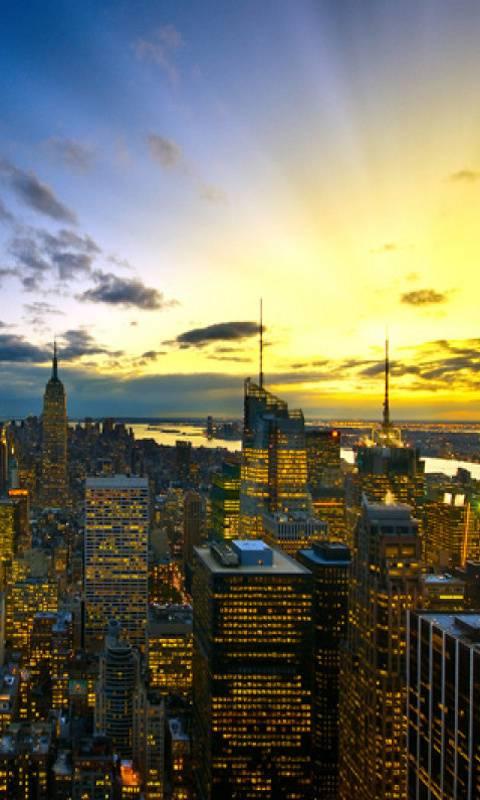 New York Twilight 2