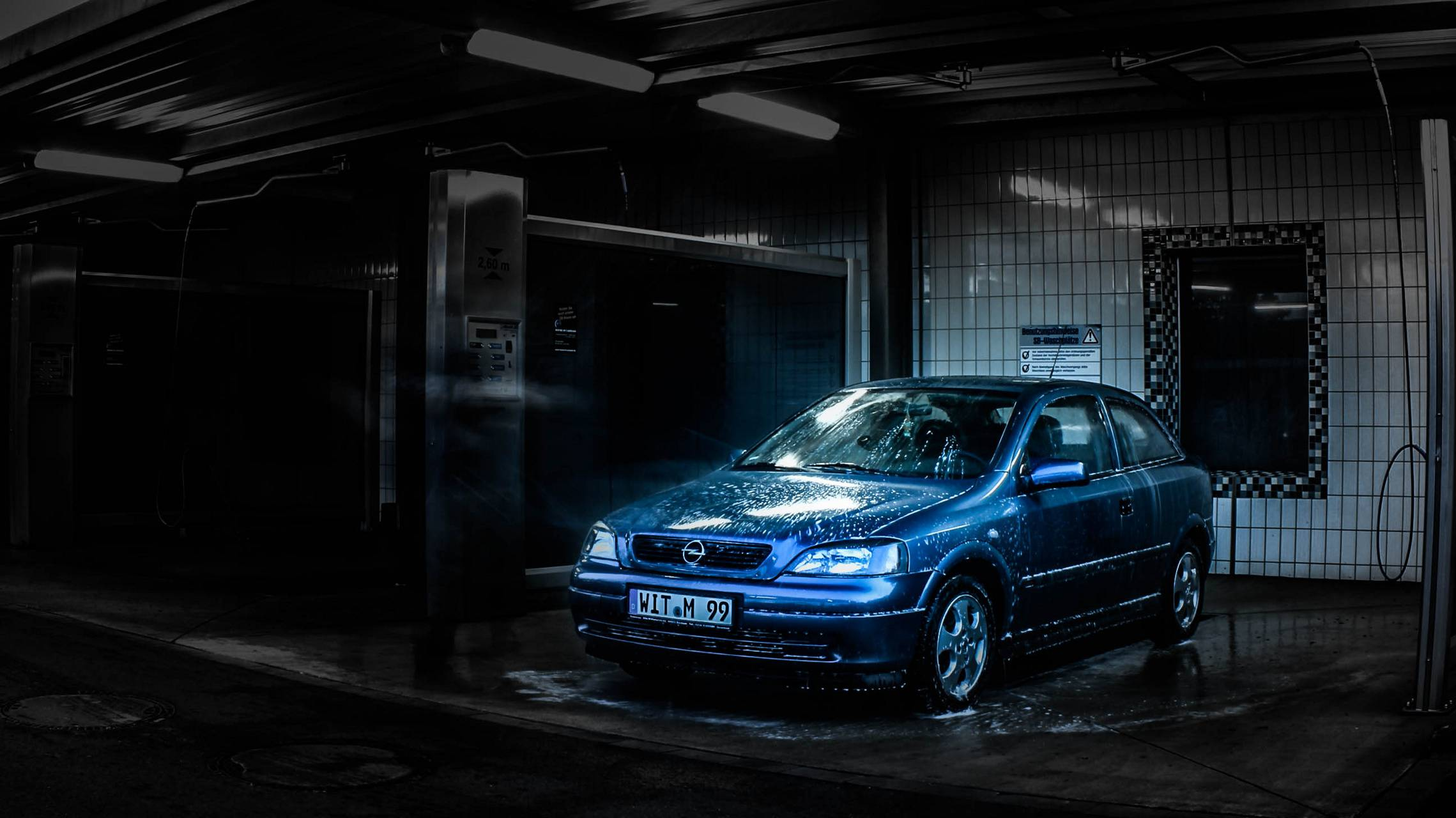Opel witten