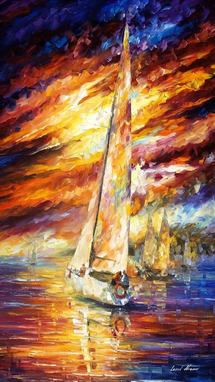 Afremov boat